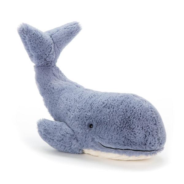 Jellycat Kuscheltier Wilbur Whale 13 cm 01