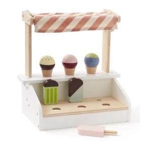 Kids Concept Eisverkaufsstand aus Holz 2