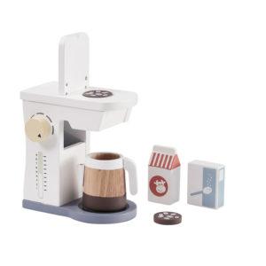 Kids Concept Kaffeemaschine mit Zubehör 02