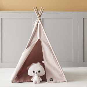 Kids Concept Tipi Zelt Mini rosa Mood