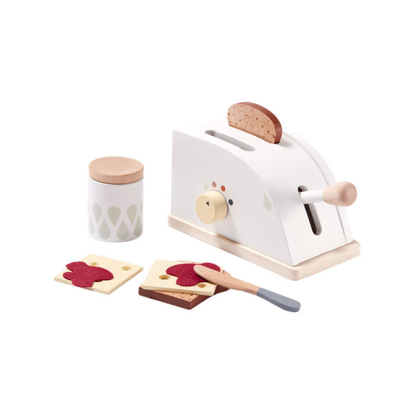 Kids Concept Toaster mit Zubehör 01