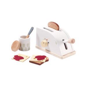 Kids Concept Toaster mit Zubehör 02