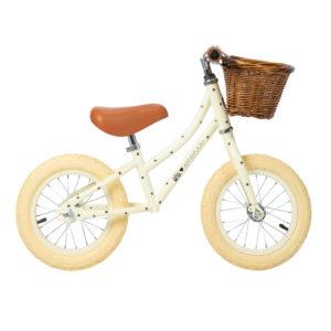 Banwood Kinder Laufrad First Go – Bonton R Creme, Limitierte Edition 1