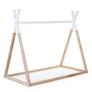 Childhome Tipi Bett Rahmen 70x140 cm 1