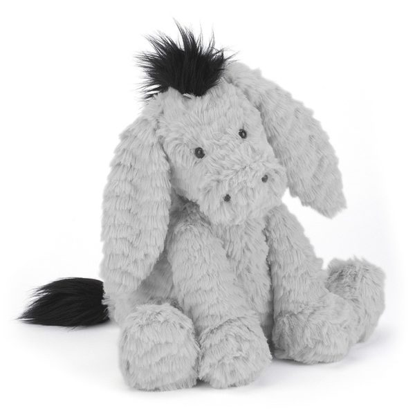 Jellycat Kuscheltier Fuddlewuddle Donkey 23 cm (medium) 1