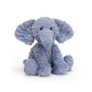 Jellycat Kuscheltier Fuddlewuddle Elephant 12 cm (baby)