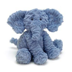 Jellycat Kuscheltier Fuddlewuddle Elephant 23 cm (medium)