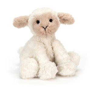 Jellycat Kuscheltier Fuddlewuddle Lamb 11 cm (baby)