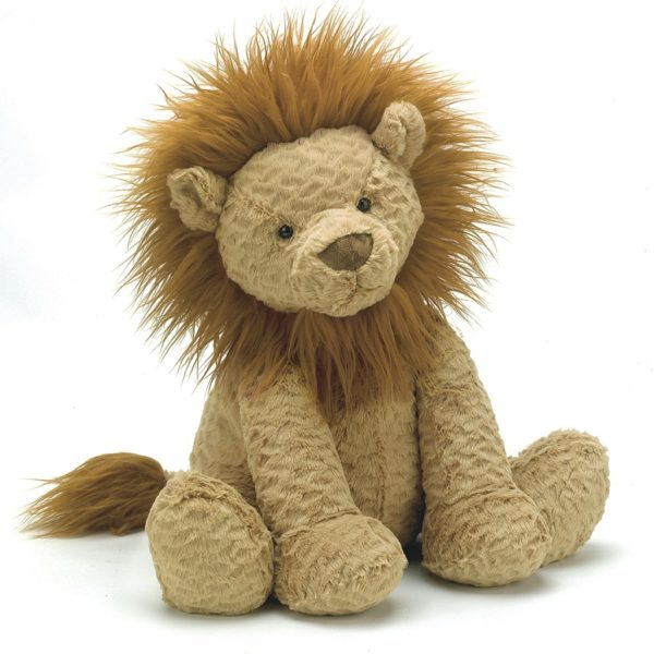 Jellycat Kuscheltier Fuddlewuddle Lion 44 cm (huge) 1