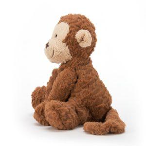 Jellycat Kuscheltier Fuddlewuddle Monkey 23 cm (medium) 2