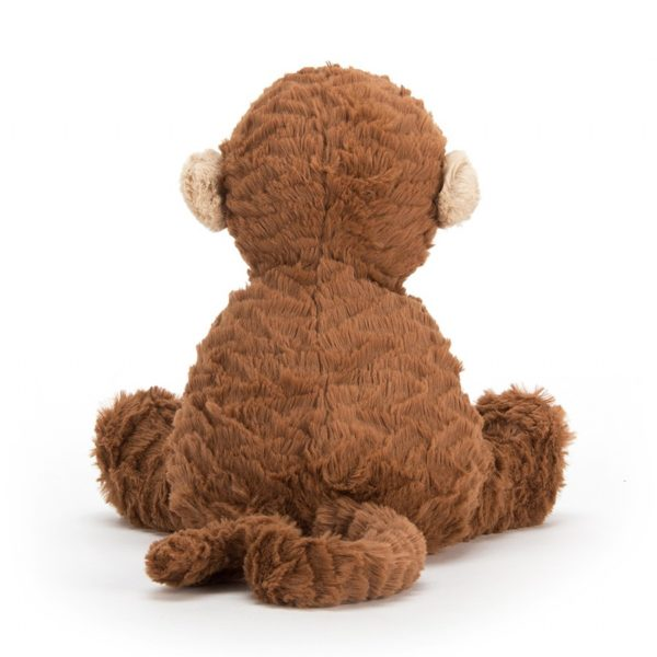 Jellycat Kuscheltier Fuddlewuddle Monkey 23 cm (medium) 3