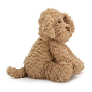 Jellycat Kuscheltier Fuddlewuddle Puppy 23 cm (medium) 2