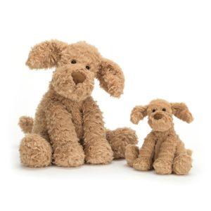Jellycat Kuscheltier Fuddlewuddle Puppy 23 cm (medium) 4