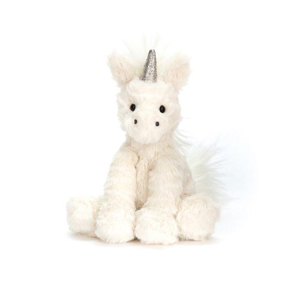 Jellycat Kuscheltier Fuddlewuddle Unicorn 11 cm (baby)