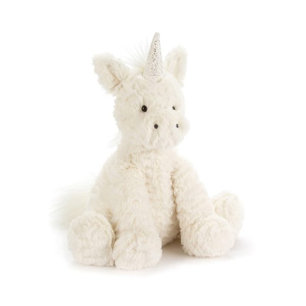 Jellycat Kuscheltier Fuddlewuddle Unicorn 23 cm (medium) 1