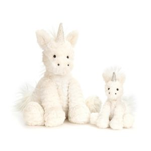 Jellycat Kuscheltier Fuddlewuddle Unicorn 23 cm (medium) 2