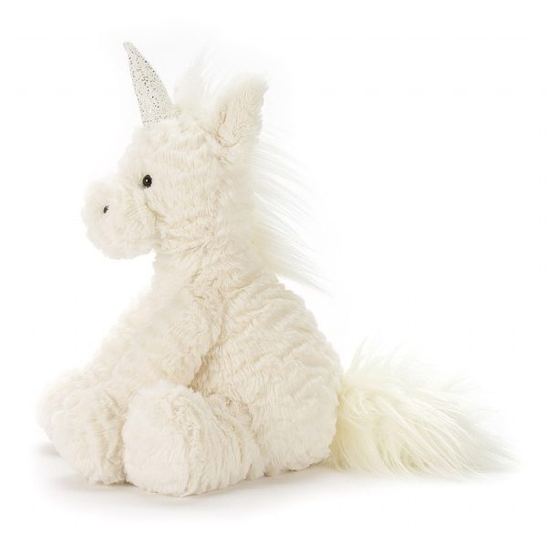 Jellycat Kuscheltier Fuddlewuddle Unicorn 23 cm (medium) 3