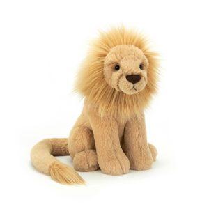 Jellycat Kuscheltier Leonardo Lion (19cm : small) 1