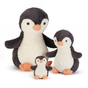 Jellycat Kuscheltier Peanut Penguin in 3 Größen