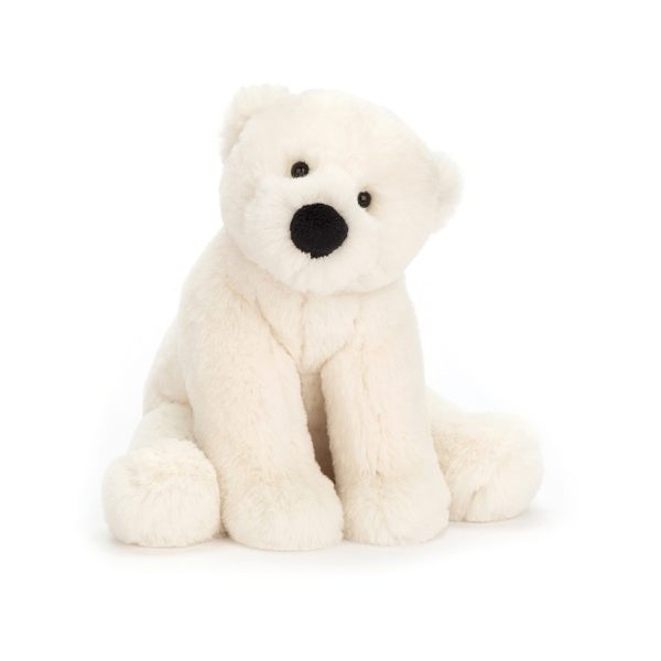 Jellycat Kuscheltier Perry Polar Bear (19cm : small)
