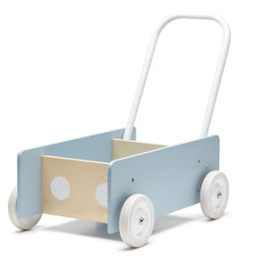 Kids Concept Lauflernwagen blau : grau 2