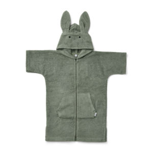 Liewood Lela Bademantel Rabbit faune green