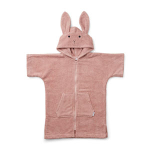 Liewood Lela Bademantel Rabbit rose