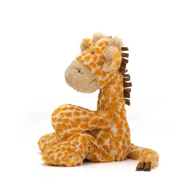 Jellycat Kuscheltier Merryday Giraffe (41 cm) seitlich