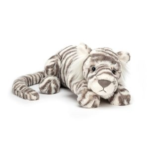 Jellycat Kuscheltier Snow Tiger (29cm : medium)