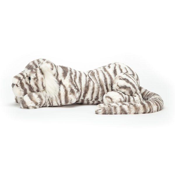 Jellycat Kuscheltier Snow Tiger (46cm : large) Seite