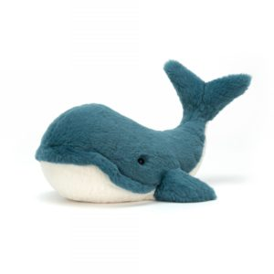 Jellycat Kuscheltier Wally Whale (44cm : large)