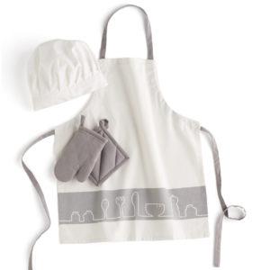Kids Concept Kochschürze und Zubehör Bistro 1
