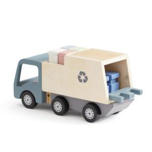 Kids Concept Müllwagen Aiden Seite