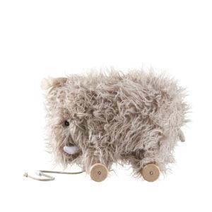 Kids Concept Nachziehtier Mammut Neo freigestellt
