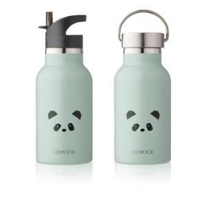 """Liewood Anker Trinkflasche """"Panda dusty mint"""""""