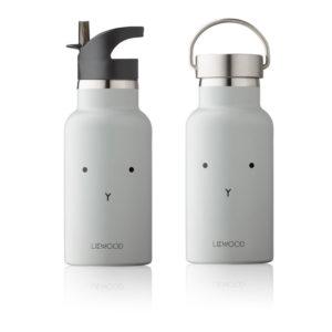 """Liewood Anker Trinkflasche """"Rabbit dumbo grey"""""""