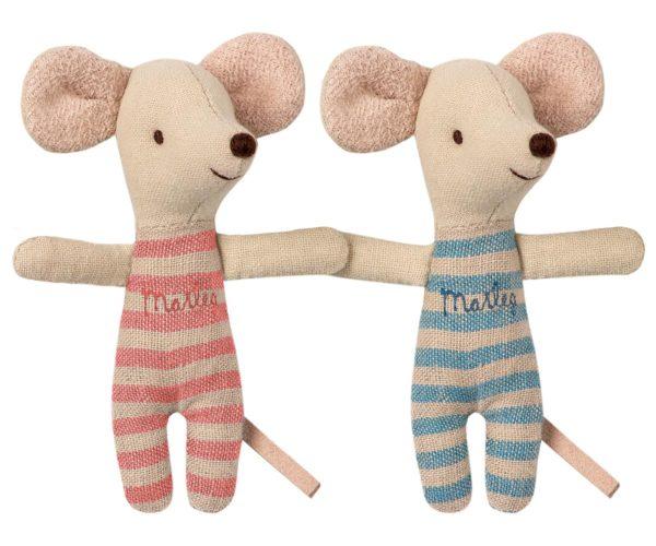 Maileg Baby Mäuse Zwillinge