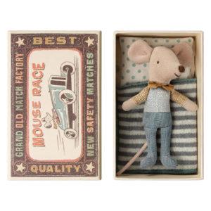 Maileg Kleiner Bruder Maus in der Box