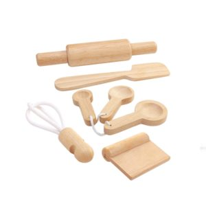 PlanToys Backset aus Holz