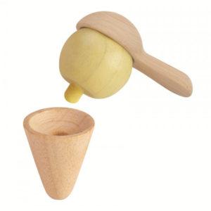 PlanToys Eiscreme-Set aus Holz 4