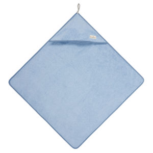 koeka Badecape Dijon soft blue