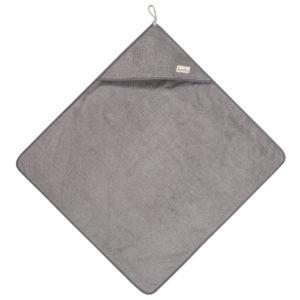 koeka Badecape Dijon steel grey