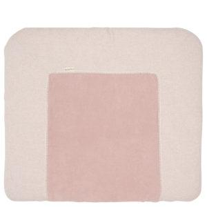 koeka Bezug Vigo old pink für Wickelauflage Basel, 90x78cm