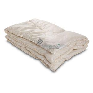 Cocoon Juniorbettdecke aus Merino – 100x140cm gefaltet