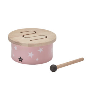 Kids Concept Trommel mini rosa