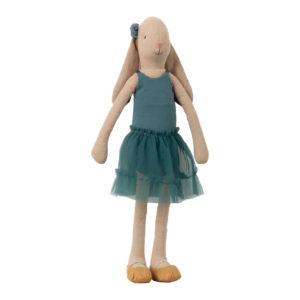 "Maileg Hase Ballerina ""Petrol"", Gr. 3 - 42cm"