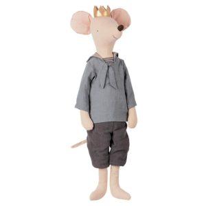 Maileg Mega Maus Prinz