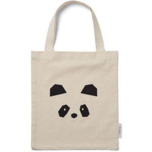 GAW Tote bag small panda 1