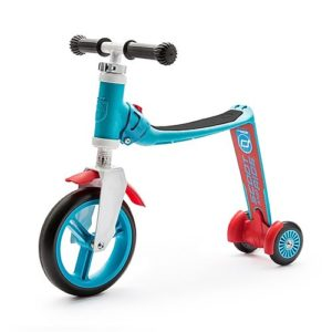 "Scoot and Ride Highwaybaby+ ""blue / red"""