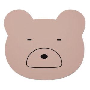 Aura Placemat - Mr bear rose
